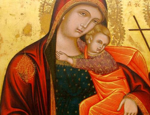 L'icona della Madre di Dio con il Bambino e San Giovanni Battista – prima parte (di Don Nicola Di Mattia)