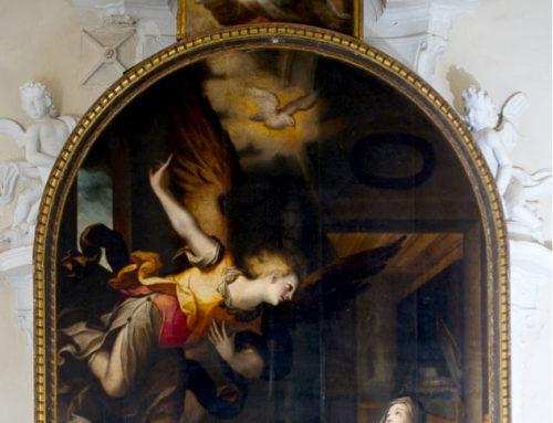 L' Annunciazione di Teodoro D'Errico a Montorio nei Frentani – prima parte (di Don Nicola Mattia)