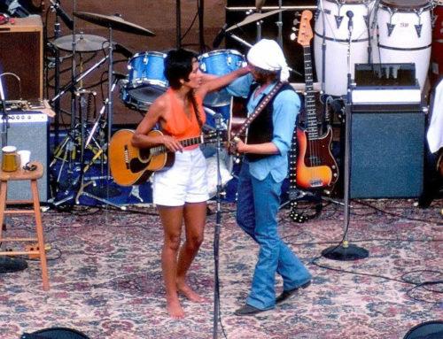 Florida, 1976. La canzone del Tamburino vola nel vento, Bob Dylan dipinge un capolavoro