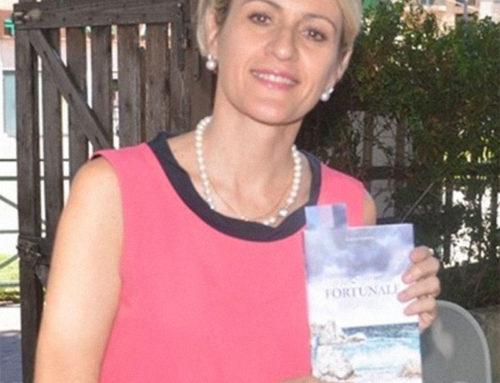 """La scrittrice Emma Santoro, la voce più vera delle Isole Tremiti e il suo ultimo libro: """"Fortunale"""" (di Giuseppe Zio)"""