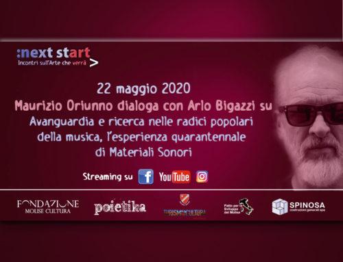 "Scenari musicali toscani. Materiali Sonori protagonista a ""Next Start"""