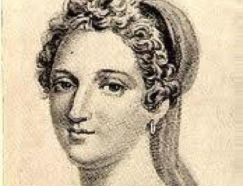 Ritratto di Lucrezia Marinelli (di Ida Di Ianni)