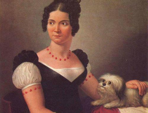 Quirina Mocenni, la  gentildonna amante di Ugo Foscolo che curò le opere del poeta (di Rita Frattolillo – I parte)