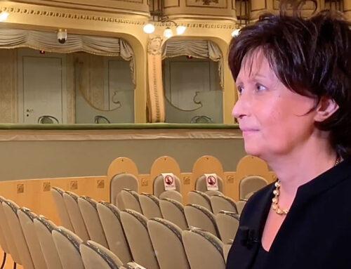 """Intervista ad Antonella De Angelis, Direttore artistico """"Amici della Musica"""""""