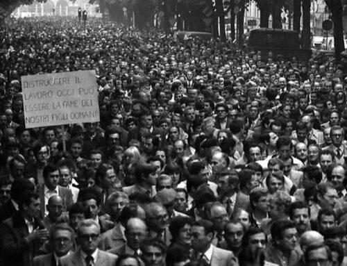 La storia della marcia dei quarantamila del 1980. Il ruolo di Cesare Romiti, della Fiat e dei sindacati confederali (di Gaetano Caterina)